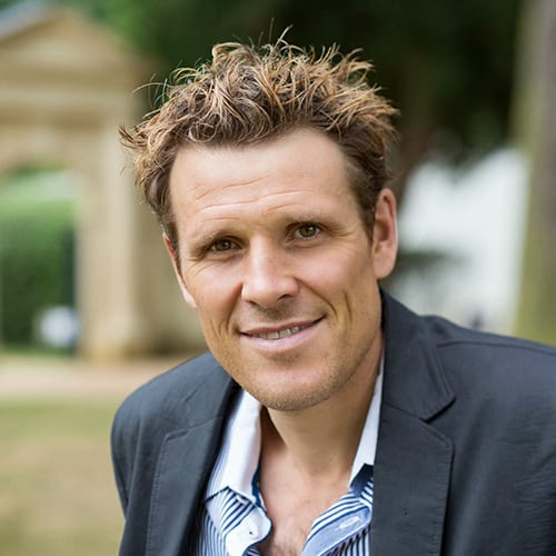 James Cracknell OBE