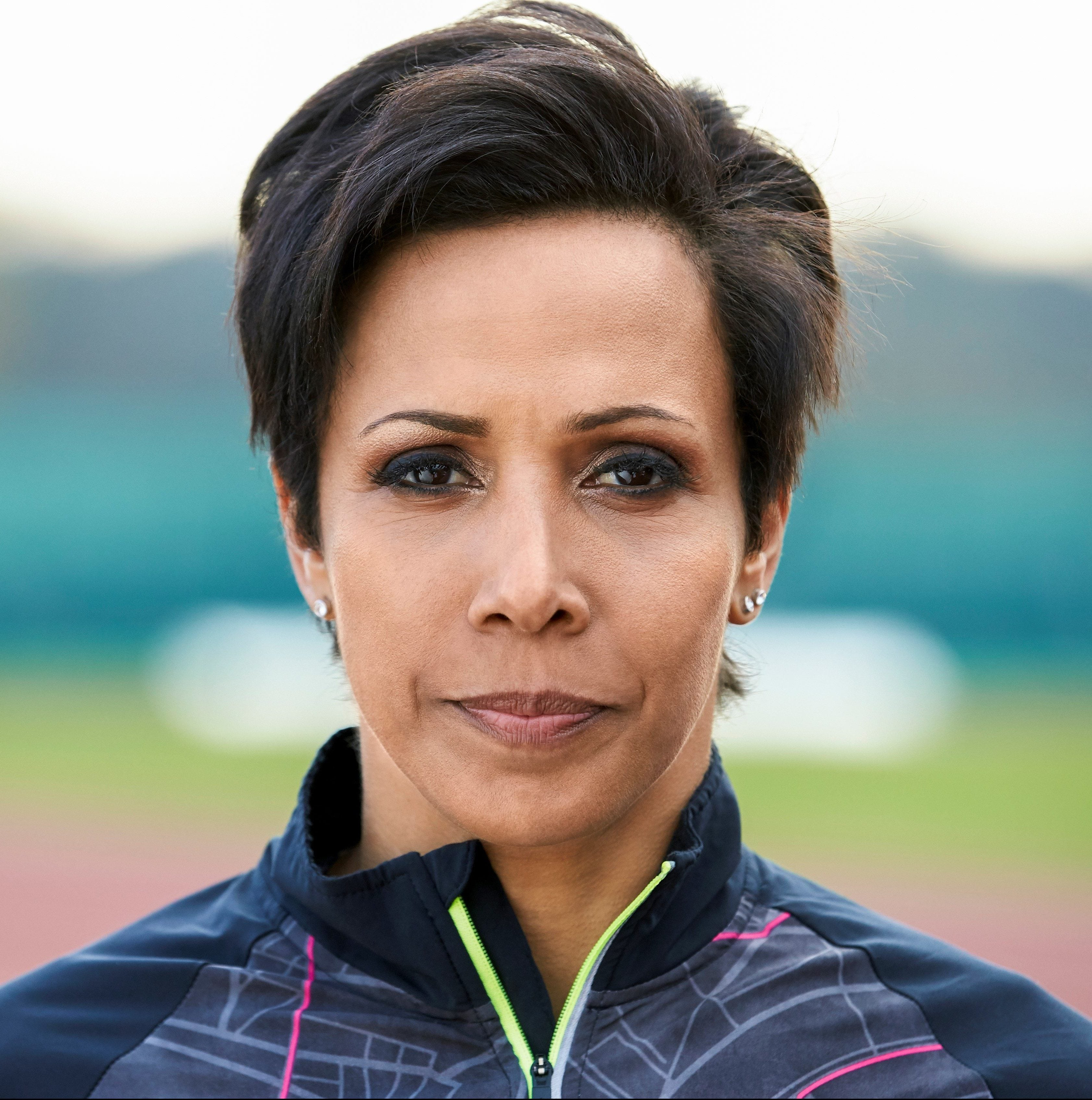 Col Dame Kelly Holmes