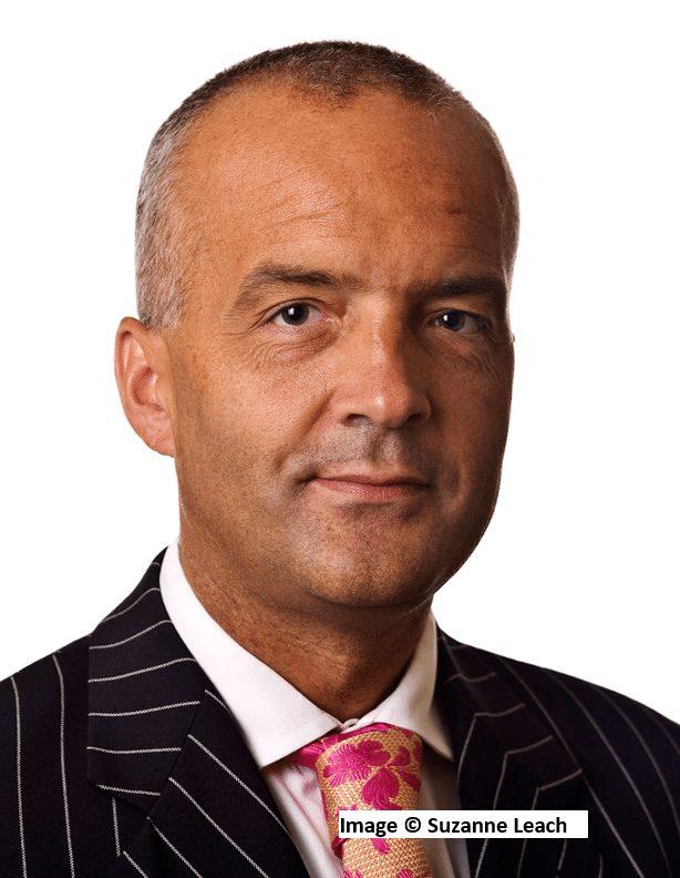 Graeme Leach