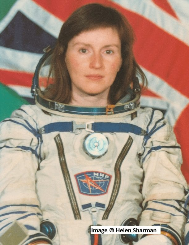 Helen Sharman CMG OBE