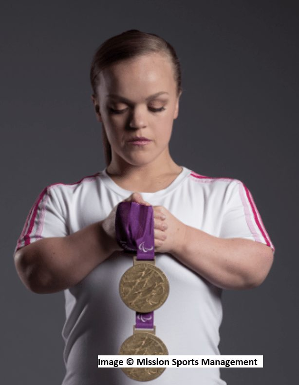Ellie Simmonds OBE, MBE