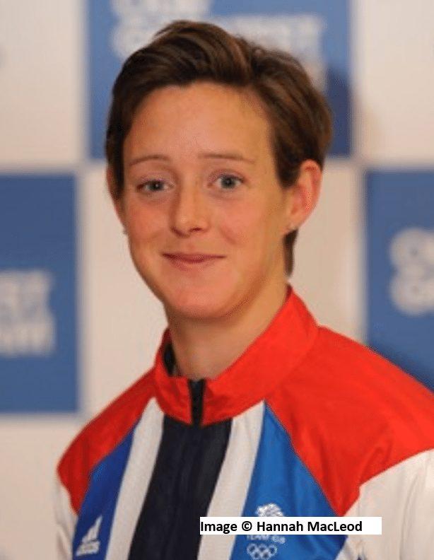 Hannah MacLeod MBE