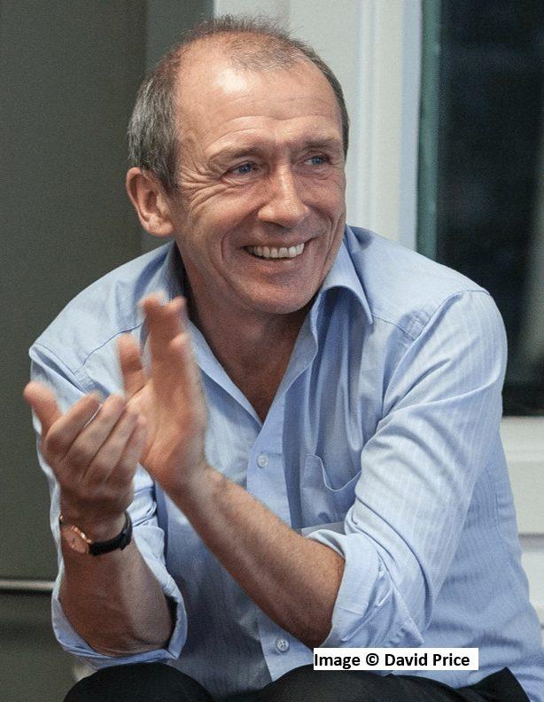 David Price OBE