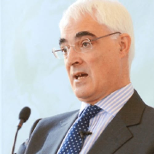Lord Alistair Darling