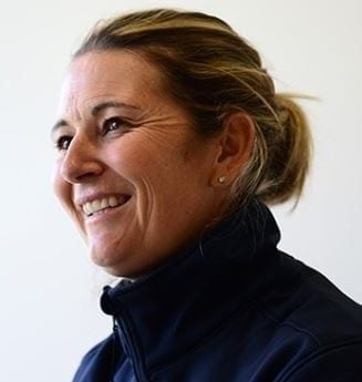 Charlotte Edwards MBE