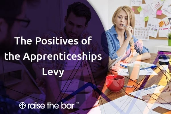 The Positives of the Apprenticeship Levy thumbnail