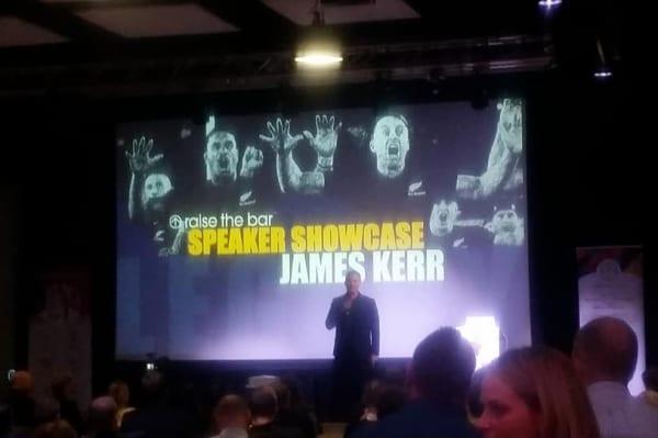James Kerr Delves Into High Performance Teams thumbnail