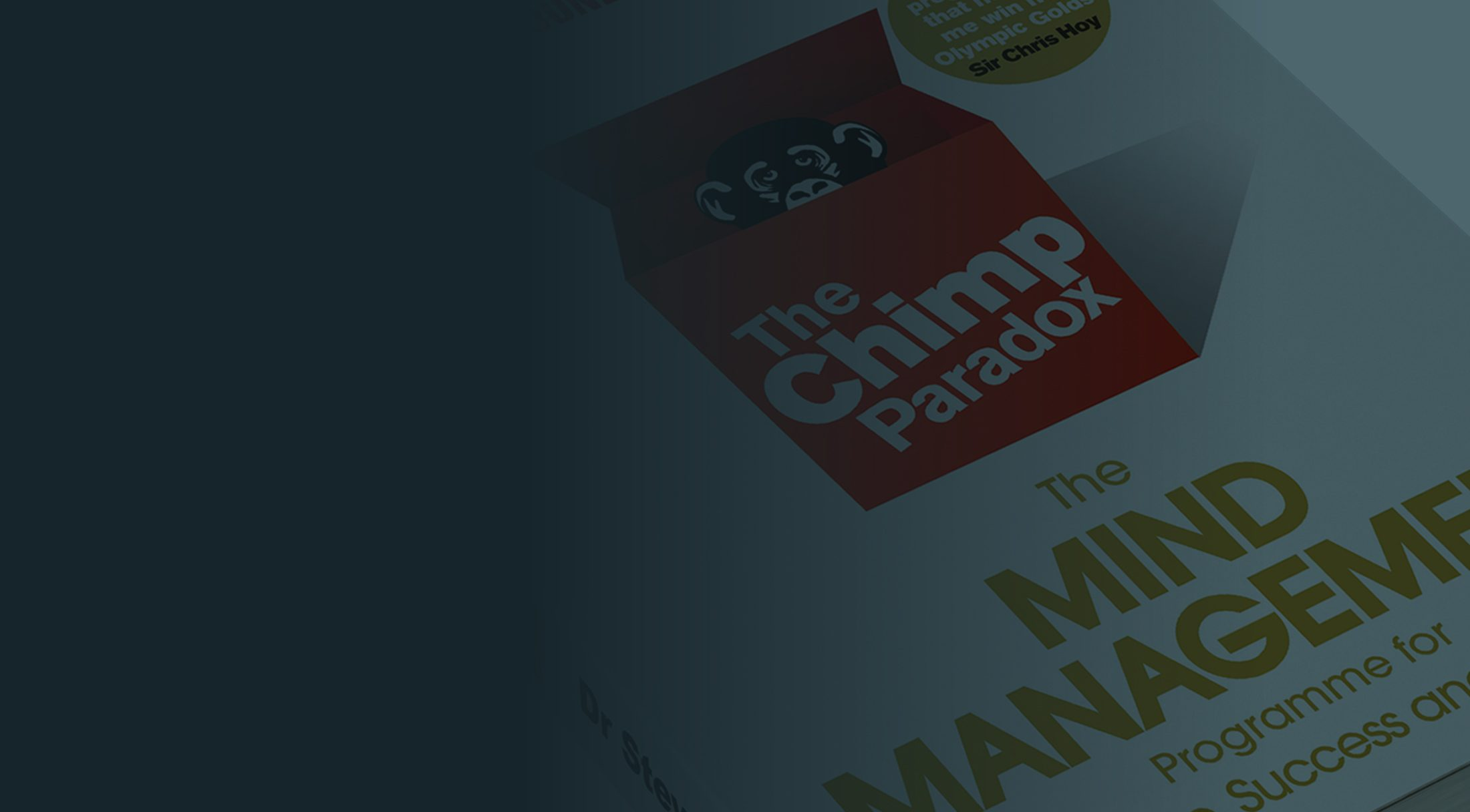 The Chimp Paradox, how to build resilience in a changing world Banner