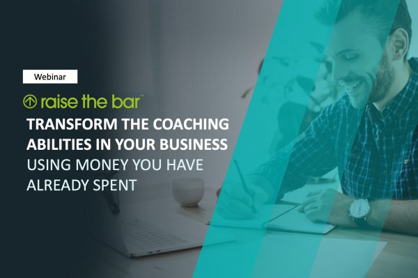 Transform the coaching abilities in your business, using money you have already spent! thumbnail