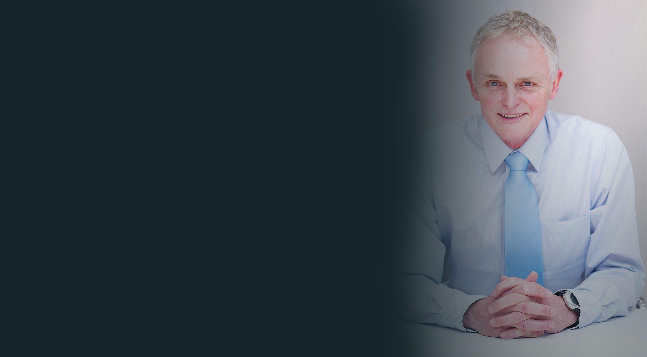 Webinar – Professor Steve Peters Banner